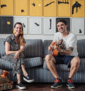 Anna Ratto apresenta o show Tantas dia 21, no Audio Rebel, no Rio de Janeiro