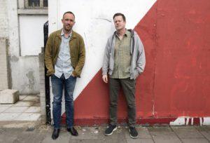 Audio Rebel recebe duas noites de free jazz com Paal Nilssen-Love e  Ken Vandermark