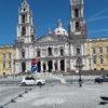 Quem vai a Lisboa não pode deixar de visitar o vilarejo de Mafra