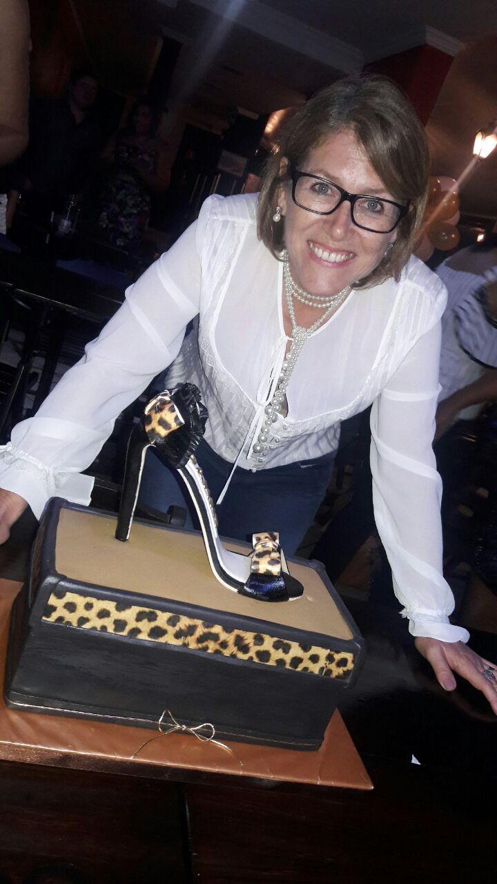 Silvia Helena Nogari, dedicação e talento!