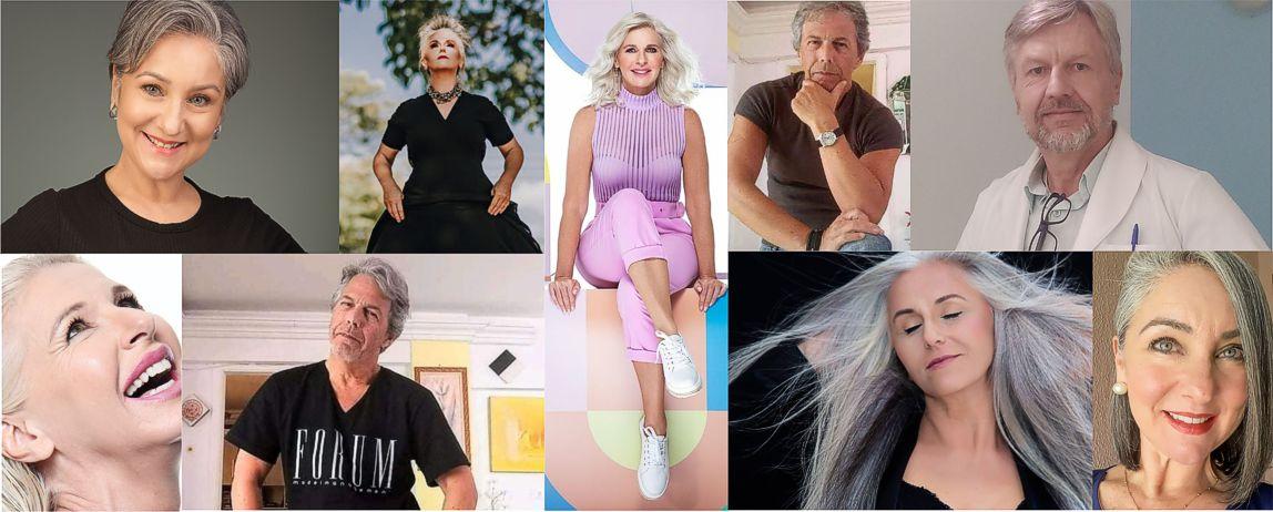 Os Top Models com mais de 50 anos
