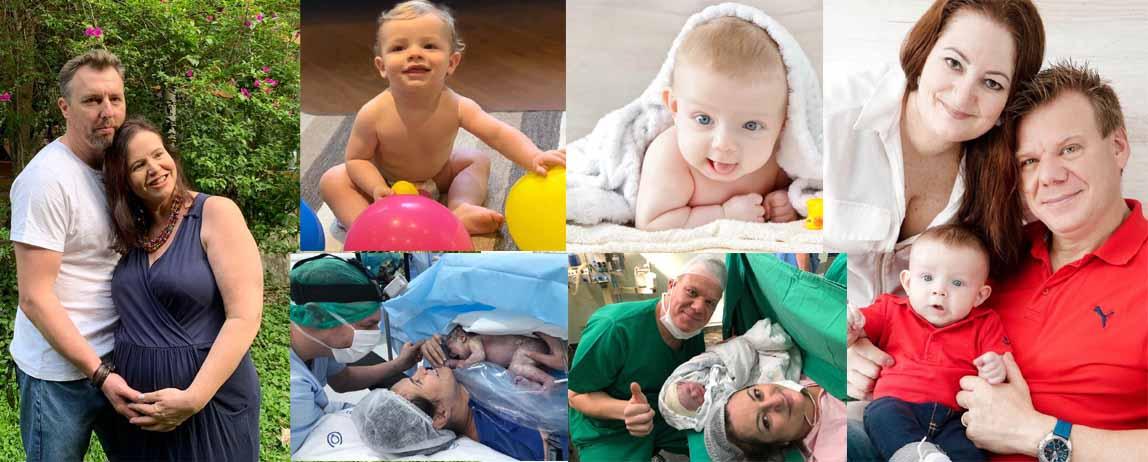 O sonho da maternidade: mulheres que não abriram mão de gerar um filho!