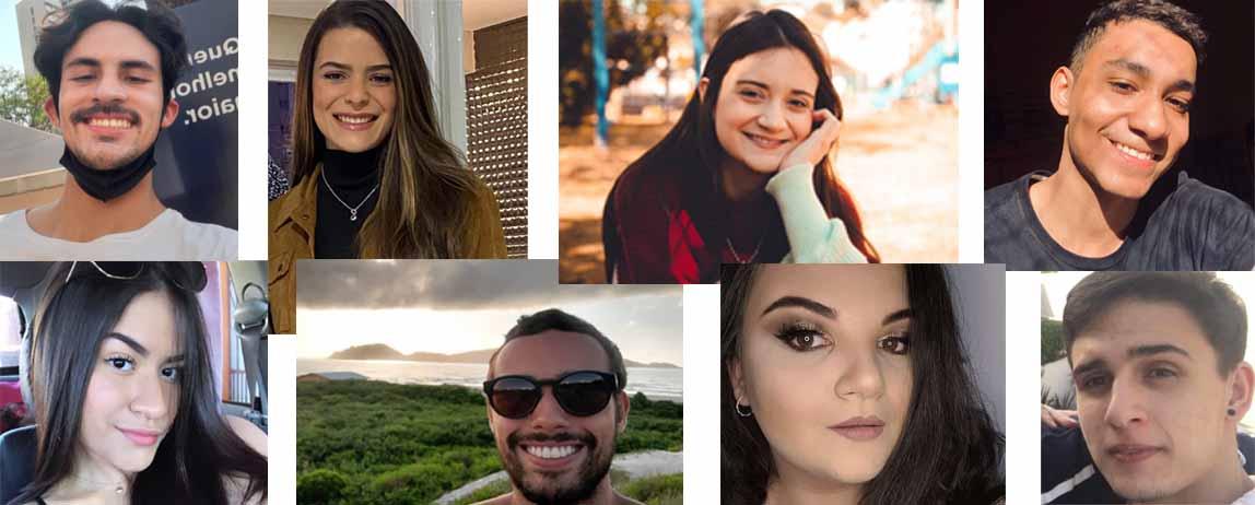ENQUETE : Como os jovens estão convivendo com a Pandemia, quais seus sonhos e como eles enxergam o Brasil de hoje?